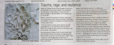 Trauma, rage and resilience